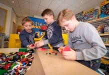Brick King LEGO winkel