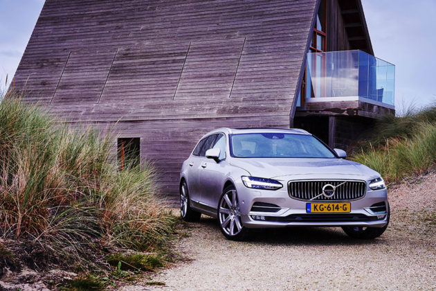 Match the car...Volvo V90