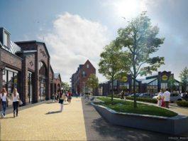 Ontwikkelingsbedrijf Vathorst - Winkelcentrum Vathorst breidt uit