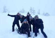 B&B Adventures - Avonturen in de sneeuw