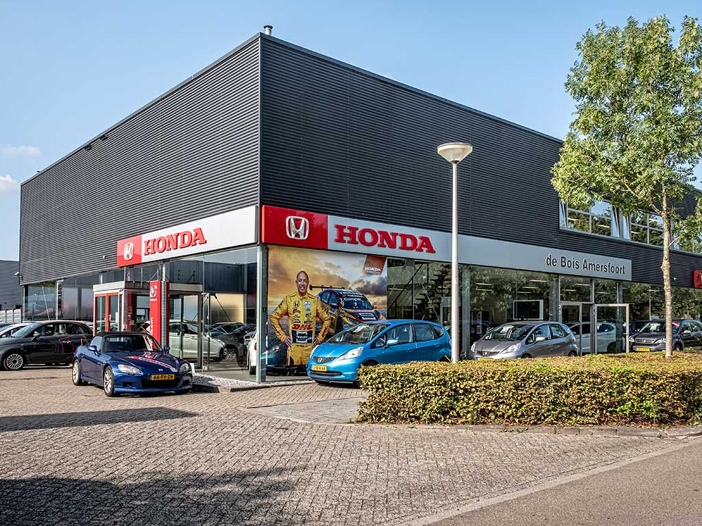 Honda De Bois - Het Honda-gevoel