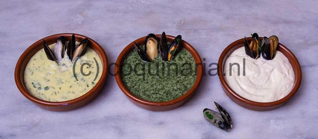 Coquinaria - Een culinaire tijdreis met mosselen