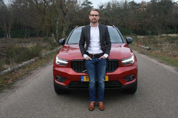 Match the car… Volvo XC40