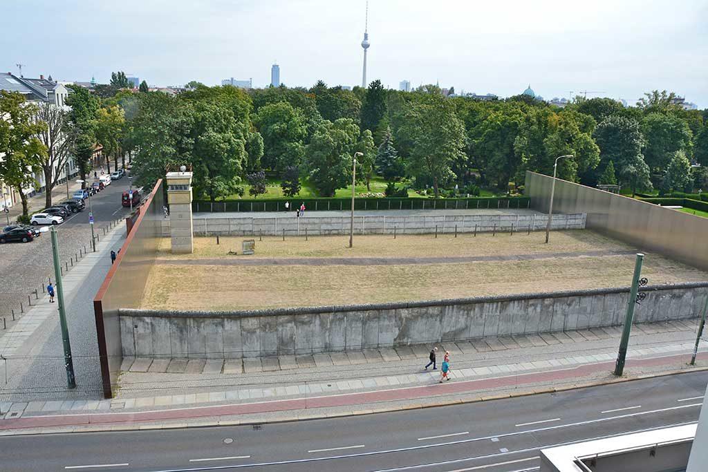 De Berlijnse Muur 30 jaar na de val