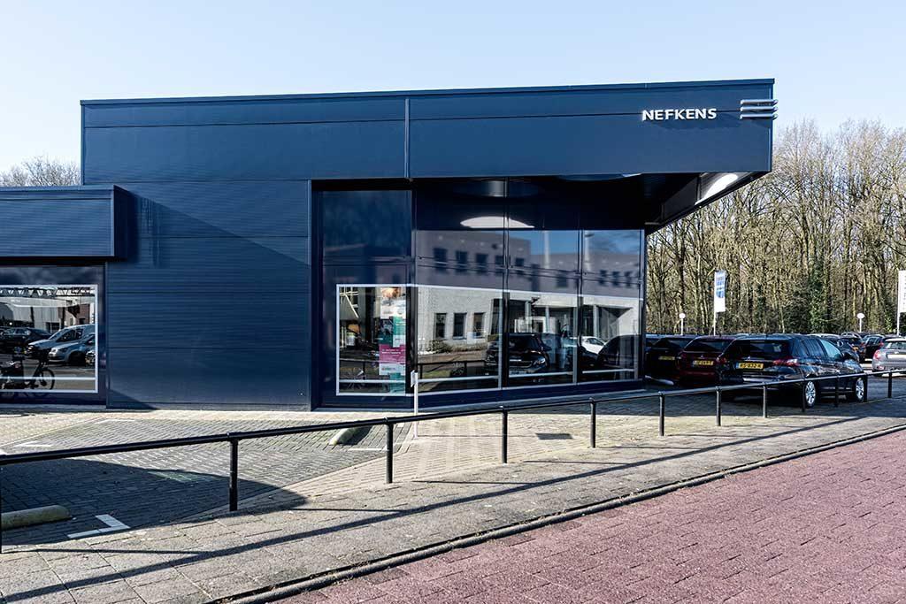 Nefkens Hilversum - Fotografie Nico Brons
