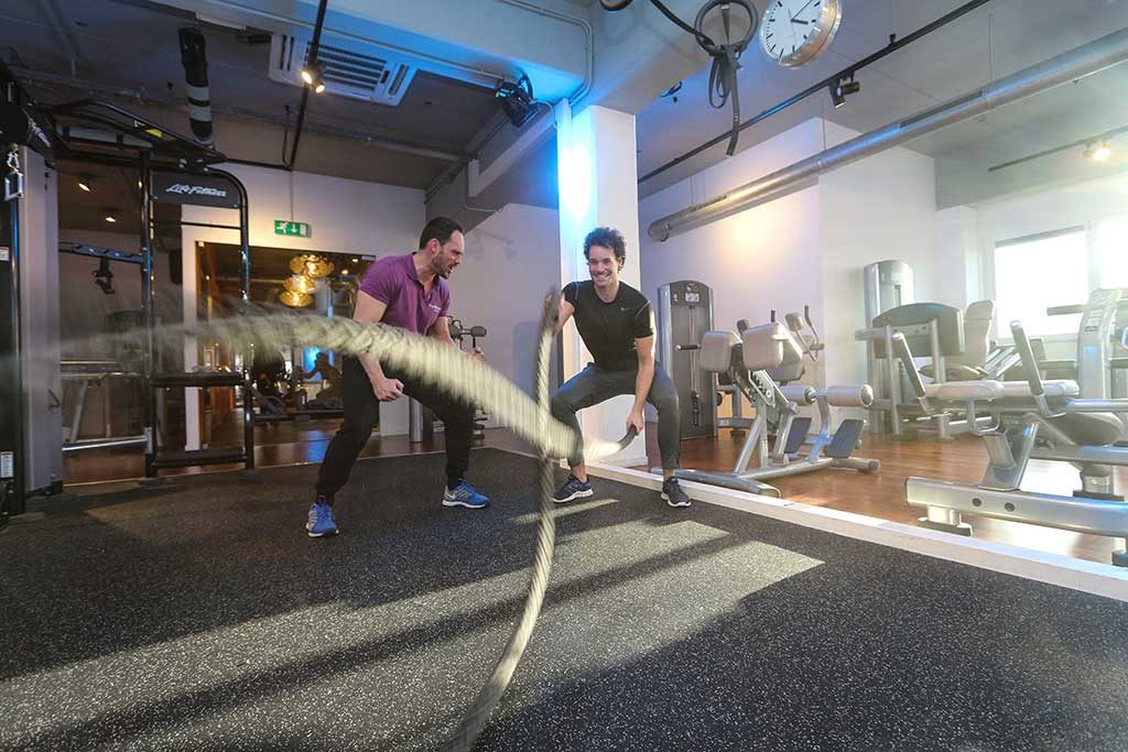 The Fitness Loung