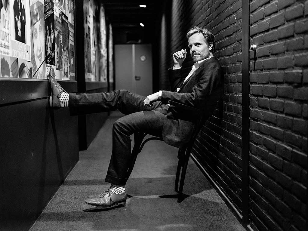Patrick Nederkoorn - Fotografie Nico Brons