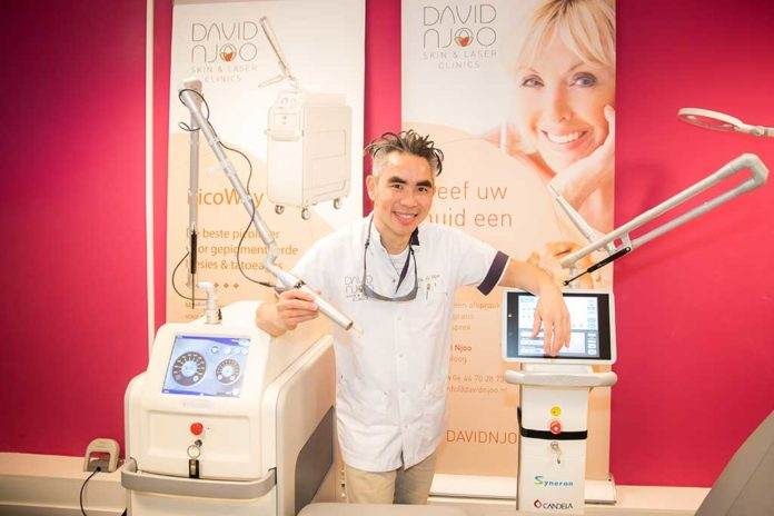 David Njoo, Skin en Laser Clinics - Fotografie: Marc de Jong