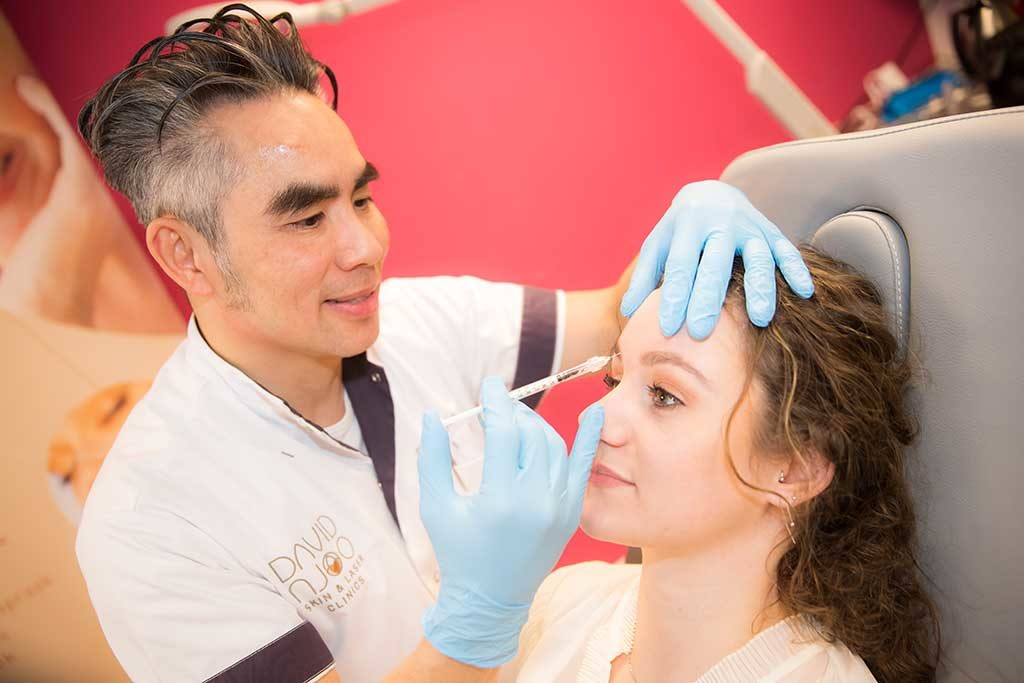David Njoo, Skin en Laser Clinics