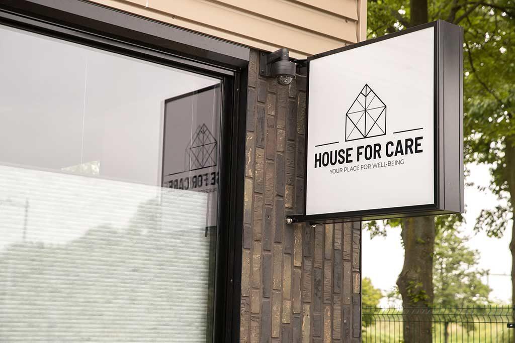 House for Care - Fotografie Marc de Jong