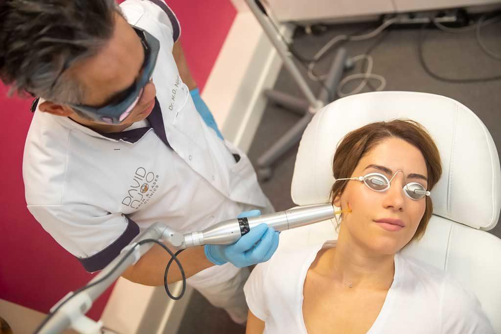 David Njoo Skin & Laser Clinics - Fotografie Marc de Jong