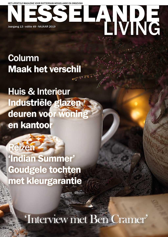 Cover Nesselande Living editie 49 - najaar 2019