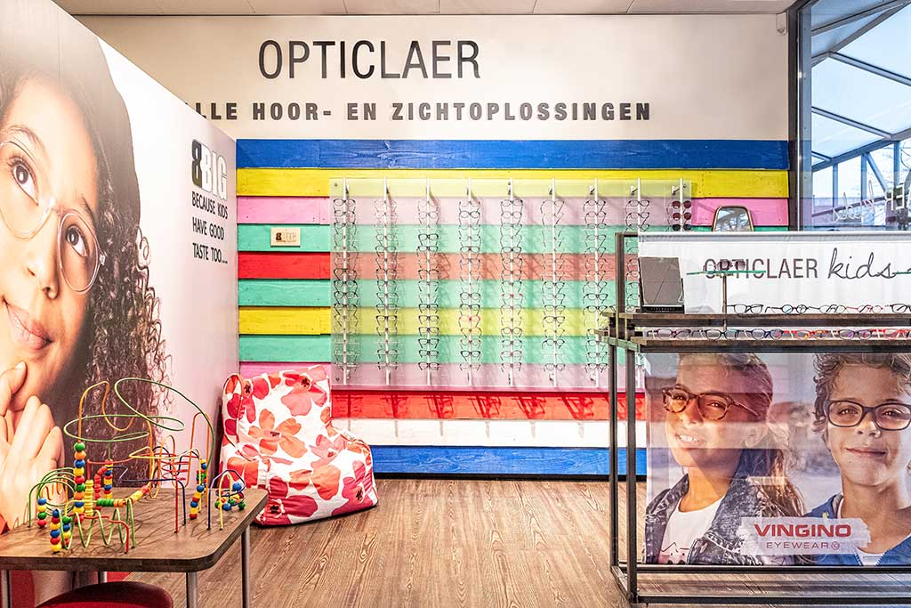 Opticlaer Opticiens - Fotografie Nico Brons