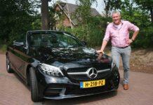 Match the car - Mercedes C-Klasse Cabrio