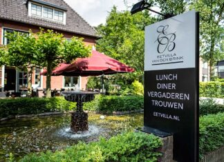 Eetvilla van den Brink - Fotografie Nico Brons