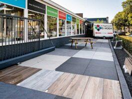 Sanitair- & Tegelhandel Van den Hoek - Fotografie Nico Brons