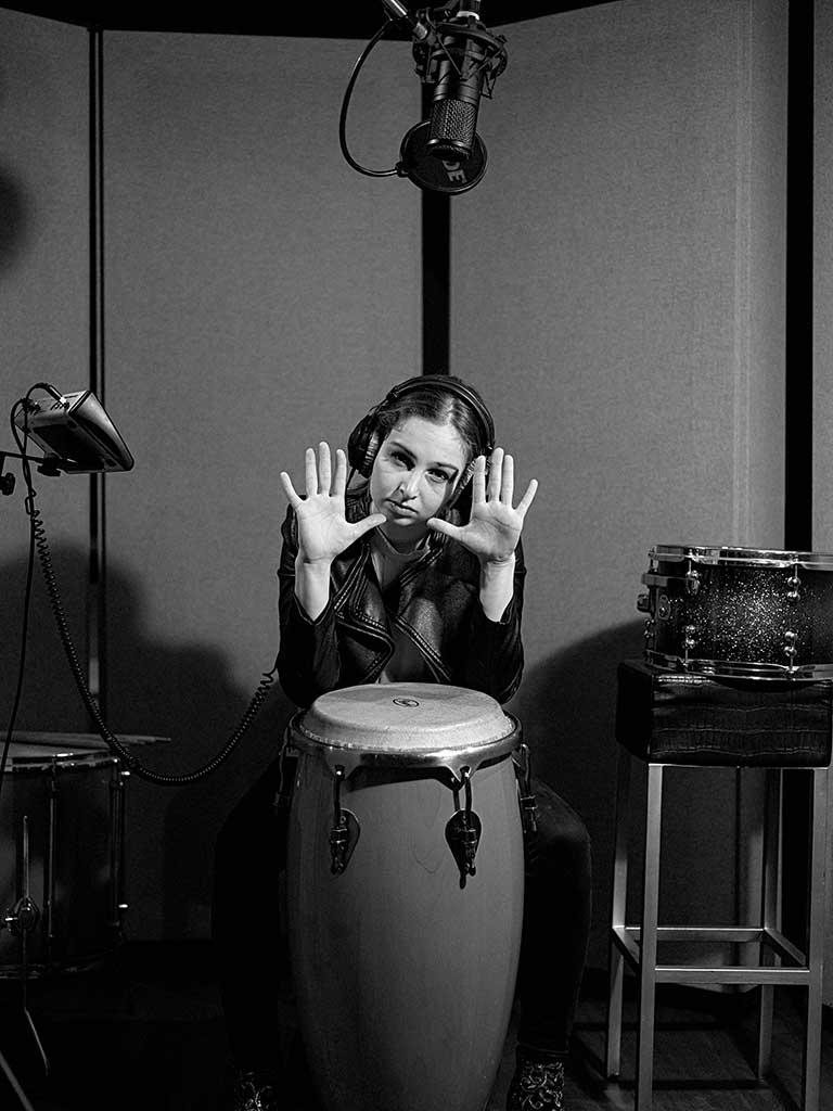 Danique Kos - Fotografie Nico Brons