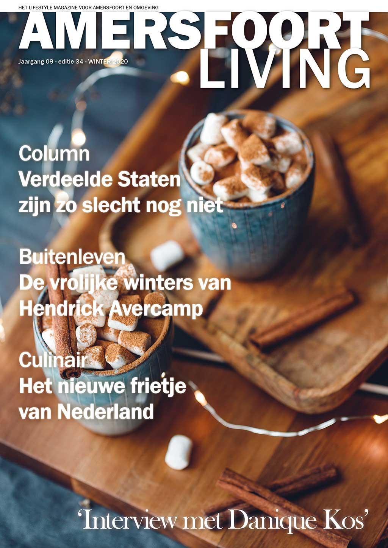 Cover Amersfoort Living editie 34 - winter 2020