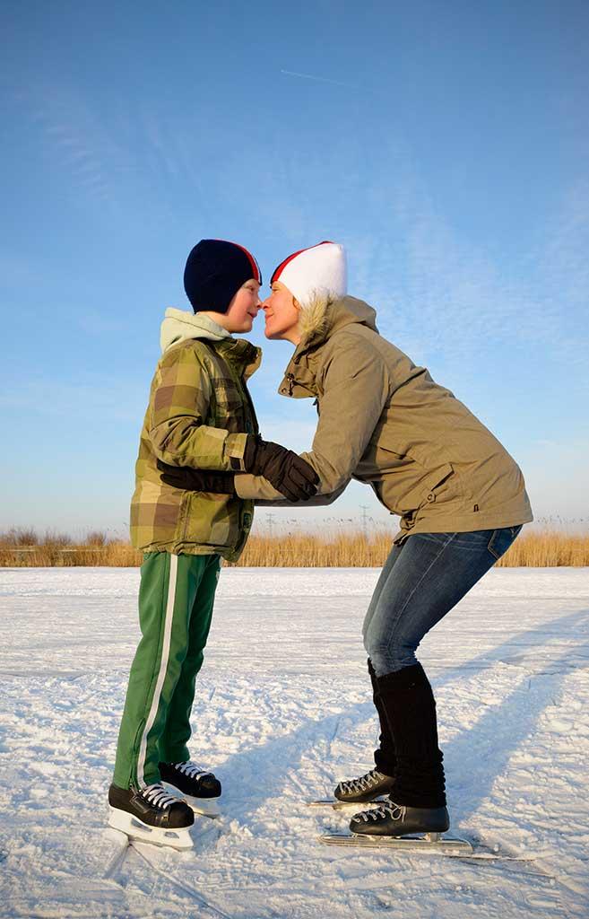 De vrolijke winters van Hendrick Avercamp - Ruud Slagmolen