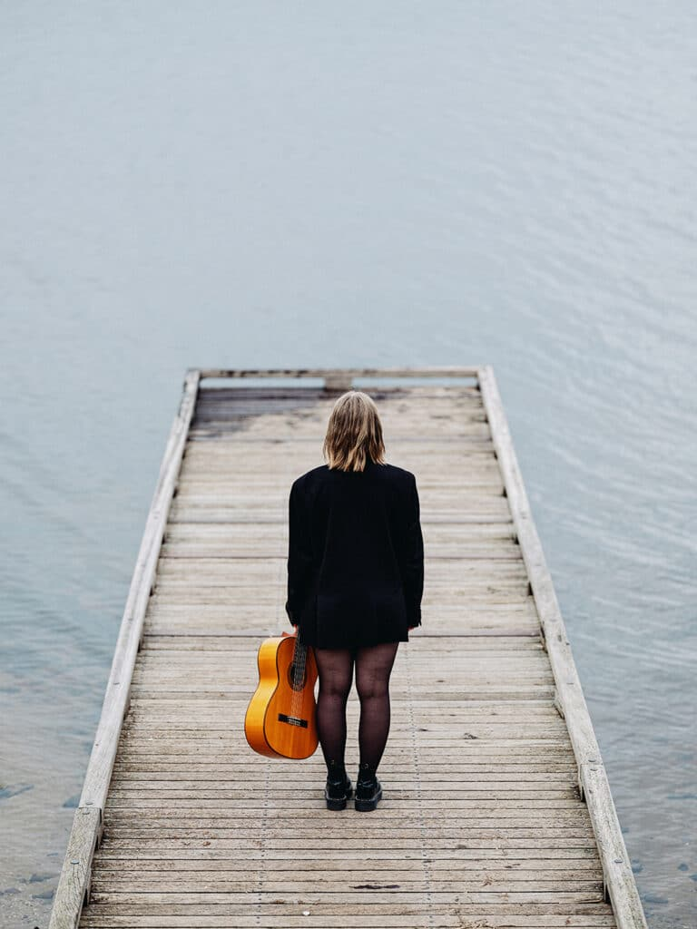 Eline Vaarzon Morel - Fotografie Nico Brons