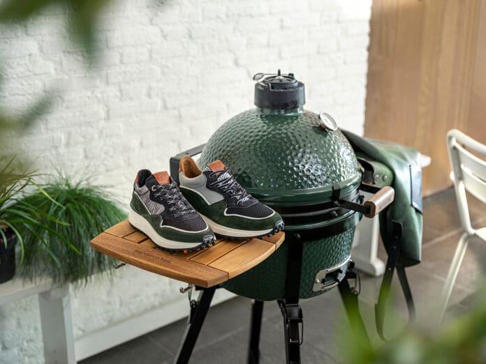 Floris van Bommel for Big Green Egg