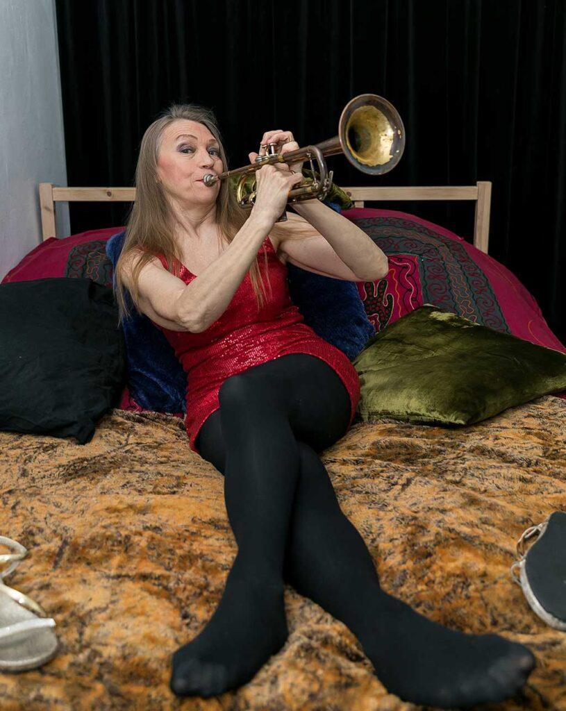 Saskia Laroo - Fotografie: Peter Putters