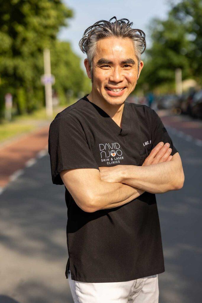 David Njoo Skin & Laser Clinics - Fotografie: Marc de Jong